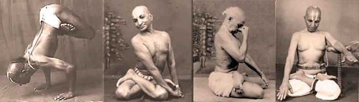 In Search of the Authentic: Kirshnamacharaya Yoga